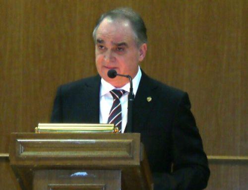 El presidente del CACOF ingresa en la Real Academia Iberoamericana de Farmacia