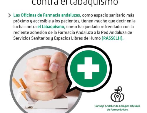 Casi 250 farmacias andaluzas se suman en apenas un año a la RASSELH