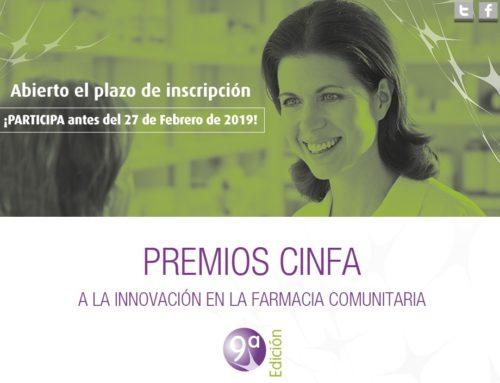 9ª Edición Premios CINFA a la Innovación en Farmacia Comunitaria