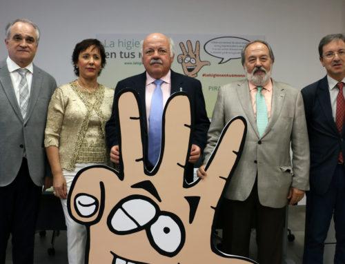 Se pone en marcha la campaña «La higiene en tus manos», en la que participa el CACOF