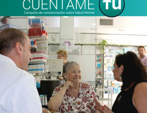 Los farmacéuticos andaluces, comprometidos con el apoyo y ayuda a las personas con falta de salud mental