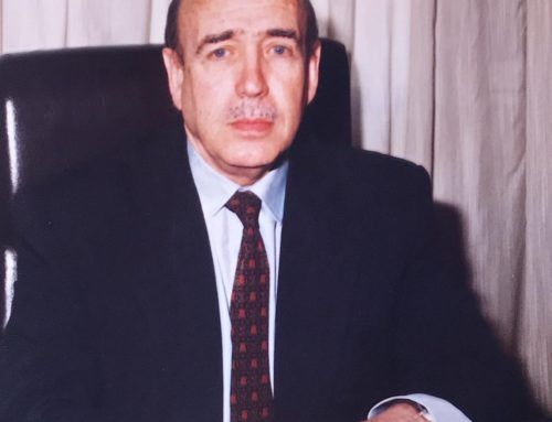 Fallece Juan Salvador Martín, ex presidente del COF de Málaga y medalla de honor del CACOF