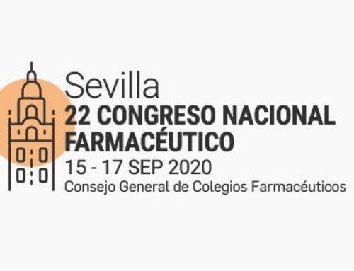 Abierto el plazo de inscripción y envío de comunicaciones del Congreso Nacional y Mundial Farmacéutico