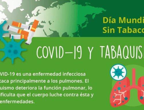 El CACOF se suma un año más al Día Mundial Sin Tabaco