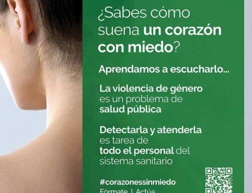 """Colaboración con la nueva campaña """"Corazones sin miedo"""" contra la violencia de género"""