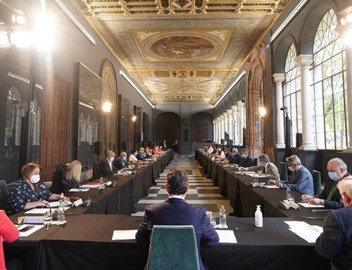 El CACOF, presente en el Foro por la Sanidad Pública del Gobierno andaluz