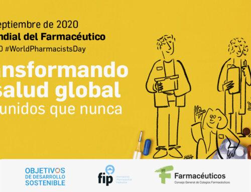 Los farmacéuticos andaluces celebran el Día Mundial del Farmacéutico destacando su papel en la pandemia de la COVID-19