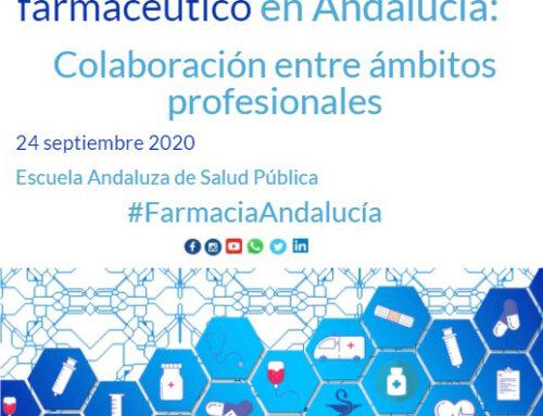 Vídeo sobre la Jornada «Labor asistencial del farmacéutico en Andalucía»