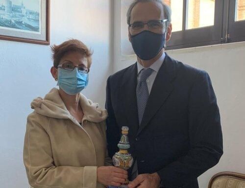 Entrega del Premio Plaza de España a las farmacias andaluzas por su labor en la pandemia
